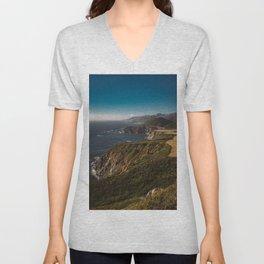 Big Sur California VIII Unisex V-Neck