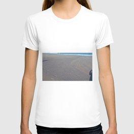 Follow The Lines Into Oblivion  T-shirt