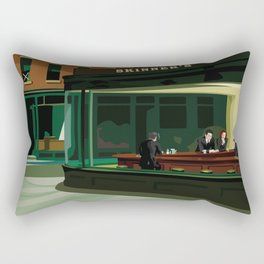 X-Hawks Rectangular Pillow