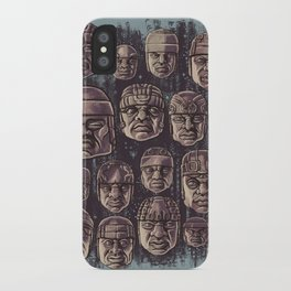 The Olmecs iPhone Case