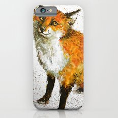Cute fox iPhone 6s Slim Case