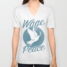 Wage Peace Unisex V-Neck