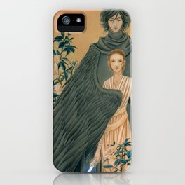 Reylo- Death and the Maiden iPhone Case