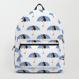Singin' in the Rain - Blue Backpack