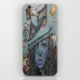 Not playing with a Full Deck iPhone Skin