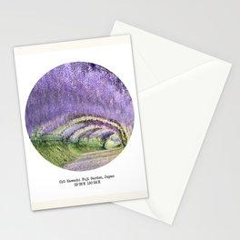 010: Kawachi Fuji Garden Stationery Cards