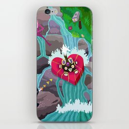 STELA INIZO-XUA iPhone Skin