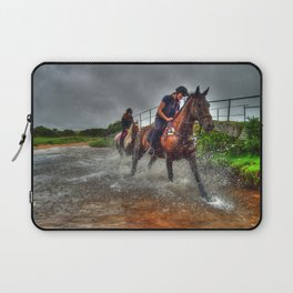 Water Horses  Laptop Sleeve