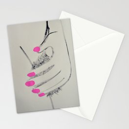 MANICURED Stationery Cards