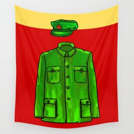 Chairman Mao Wall Tapestry