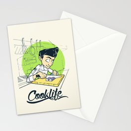 Cook Life Stationery Cards