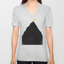 Man & Nature - To The Top Unisex V-Neck