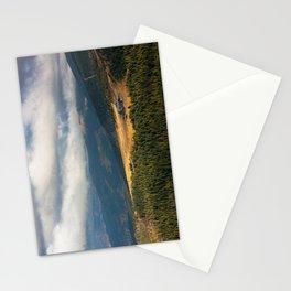 Karkonosze pano Stationery Cards