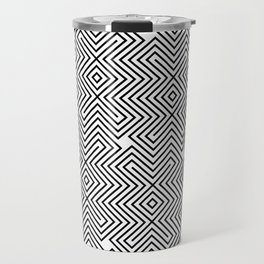Op Art 24 Travel Mug