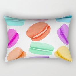 Macaron Rainbow Rectangular Pillow