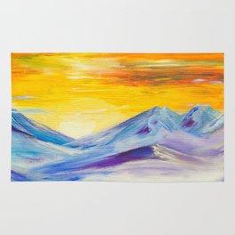 Daybreak Meditations of Hope by Ainé Daveéd Rug