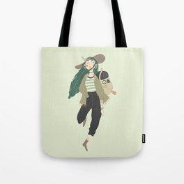 She explorers Tote Bag