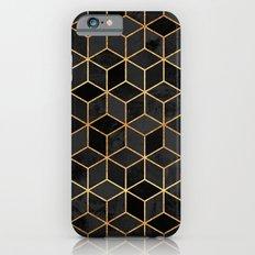 Black Cubes iPhone 6 Slim Case