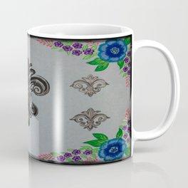 Fluer de lis (cool) Coffee Mug