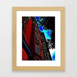 320 Framed Art Print