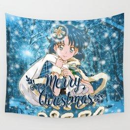 Merry Xmas Ami! Wall Tapestry