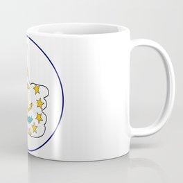 Thumbs Up Rhode Island Coffee Mug