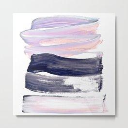 summer pastels Metal Print