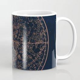 Constellations of the Northern Hemisphere Coffee Mug
