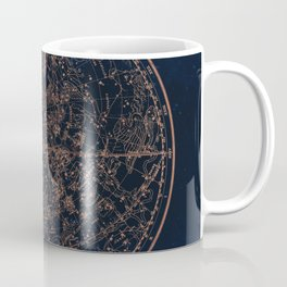 Constellations of the Northern Hemisphere Coffee Mug