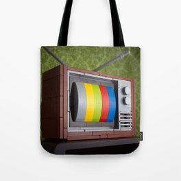57 Channels and Nothing On Tote Bag