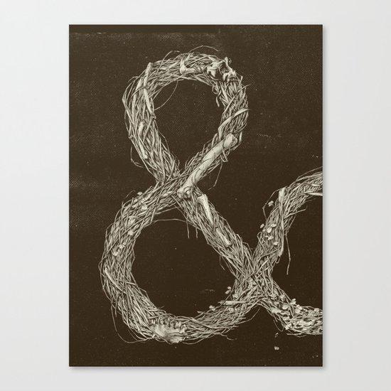 &,&,&: Part 1 Canvas Print