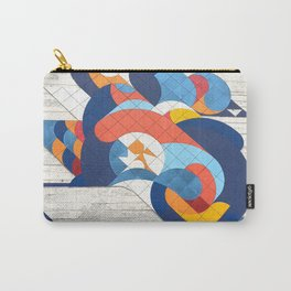 Sao Paulo urban wall Carry-All Pouch
