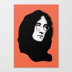John - Pop Style Canvas Print