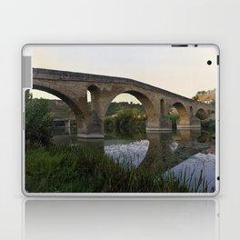 Mediaeval Bridge Laptop & iPad Skin