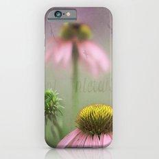 Pink Coneflower iPhone 6s Slim Case