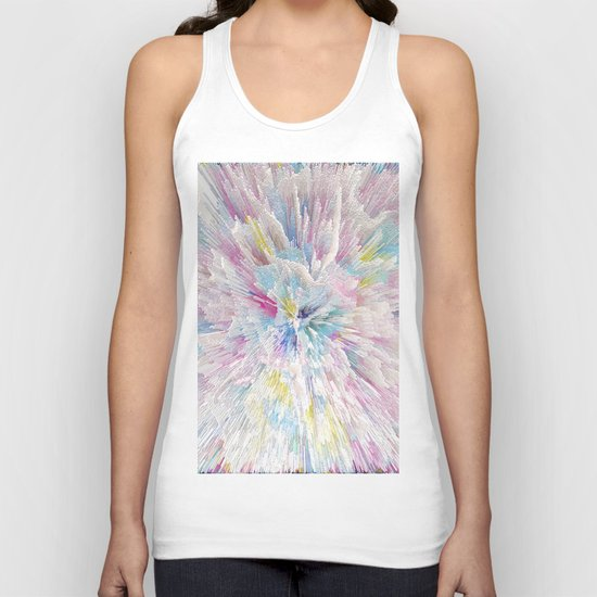 Abstract 125 Unisex Tank Top