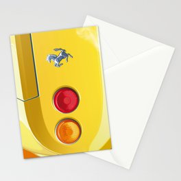 Ferrari Dino 246GT from 1970 Stationery Cards