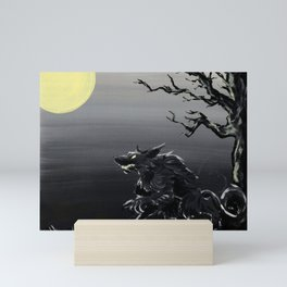 Werewolf Mini Art Print