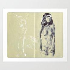 Chiguolf Art Print