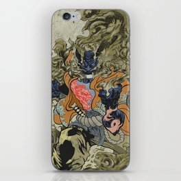 Fire God iPhone Skin