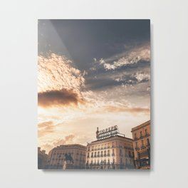 The emblematic Spanish drink Metal Print