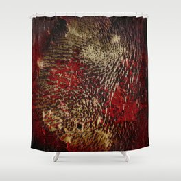 Gold Mine! Shower Curtain