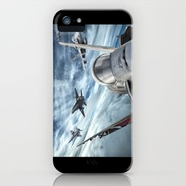 Swarm of Hornets iPhone Case