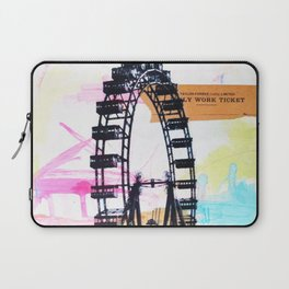 """All The Light"" Laptop Sleeve"