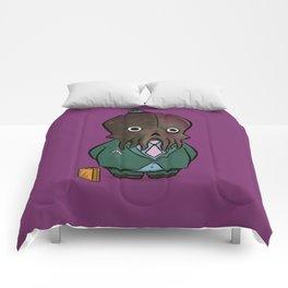 Business Cthulhu Comforters
