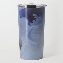 Blue Iris by Teresa Thompson Travel Mug