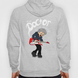 The Doctor vs the Universe Hoody