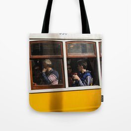 TRAM 556 LISBON Tote Bag