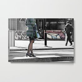 waiting for the man who loves me.. Metal Print