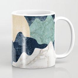Marble mountain landscape Coffee Mug